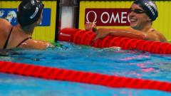 Кейти Ледецки взе златото на 1500 метра и си играе със статистиката