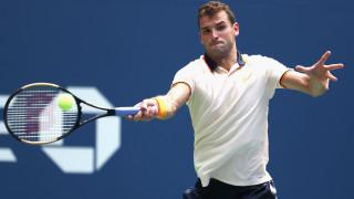Григор Димитров победи Тенис Сандгрен в първия си мач в Пекин