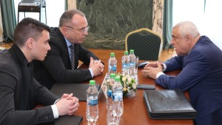Обсъдихме с Румъния общата селскостопанска политика след 2020 г.
