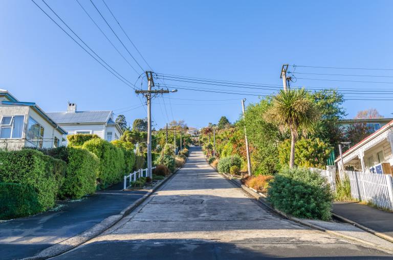 Baldwin в Дъндин, Нова Зеландия