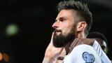 Франция си върна лидерството в групата ни след трудна победа над Люксембург