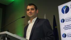 Димитър Делчев е новият председател на ДБГ