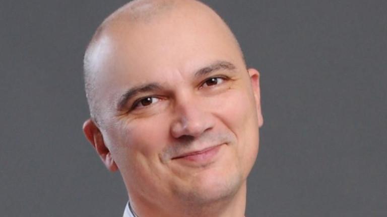 Ивайло Стоянов е новият изпълнителен директор на