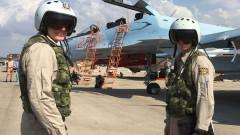 """Русия свали безпилотни самолети над """"Хмеймим"""" в Сирия"""
