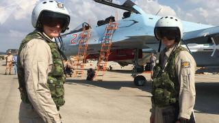 Русия изтеглила 13 самолета, 14 хеликоптера и 1140 военни от Сирия