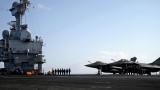 """Самолетоносачът """"Шарл Де Гол"""" дразни Анкара в кипърската икономическа зона"""