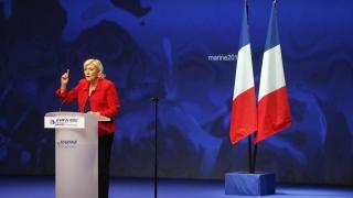 Какво се случва с еврозоната и света, ако Льо Пен спечели?