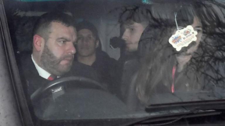 Нападателят на Арсенал - Алексис Санчес вече е в Манчестър,