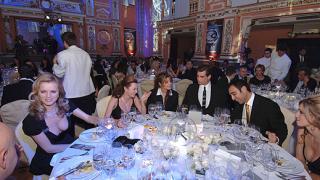 Гала-вечеря по случай откриването на Chopard в София