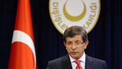 Турция призна сирийската опозиция за легитимен орган