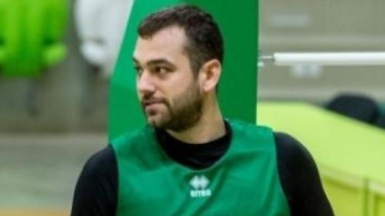 Босът на Берое: Павел Маринов е за баскетбола това, което е Бербатов за футбола