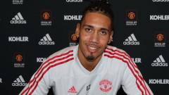 Английски национал подписа нов договор с Ман Юнайтед