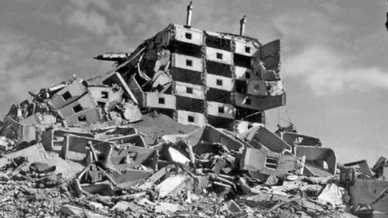 За Спитакското земетресение, човешката благодарност и конспиративните теории