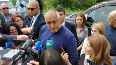 Борисов доволен - партията работи и без Цветанов