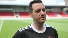Треньорът на Спартак (Търнава): Ще търсим добър резултат в първия мач с Локомотив