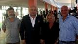 Министър Кралев посети Държавното първенство по спортна стрелба