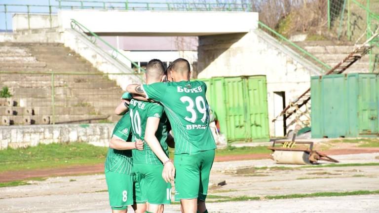 Сериозни премии за играчите на Ботев (Вр) след победата над Царско село