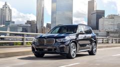 Тест Драйв: BMW X5