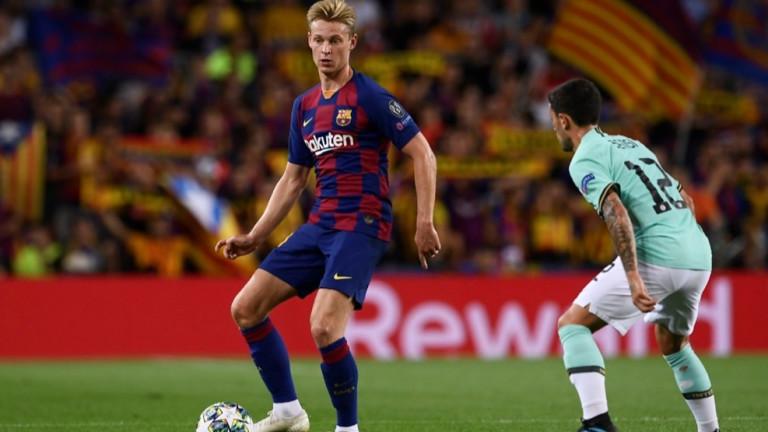 Барселона продължава подготвка за рестарта на Ла Лига. Един от