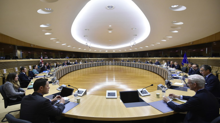 ЕС и Великобритания с интензивни петседмични преговори за бъдещето след Брекзит