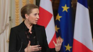 """Дания доволна, че Германия има съмнения за """"Северен поток 2"""""""