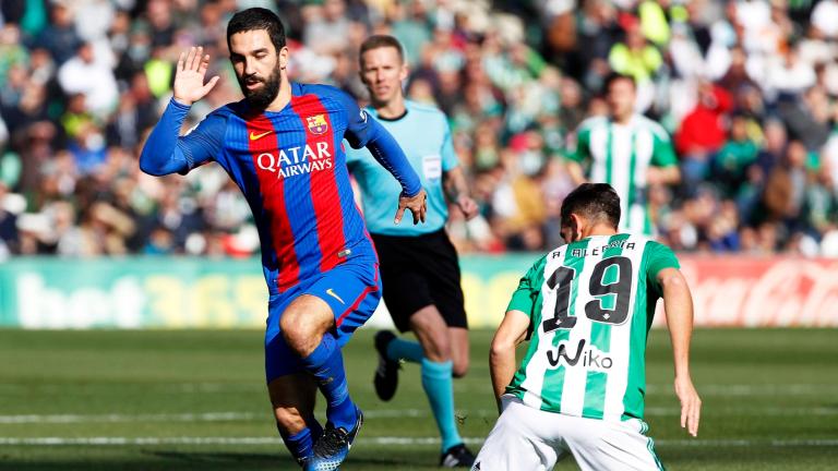 Арда Туран напуска Барселона