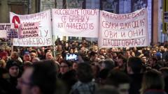 Опозицията в Сърбия бойкотира заседанията на парламента