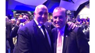 Борисов в Малта: Победата на ГЕРБ има голямо значение за външните граници на ЕС
