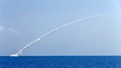 """Русия се хвали с пораженията, нанесени от ракета """"Калибр"""" на ученията в Черно море"""