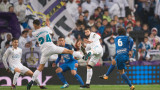 Реал (Мадрид) не успя да победи Фуенлабрада - 2:2