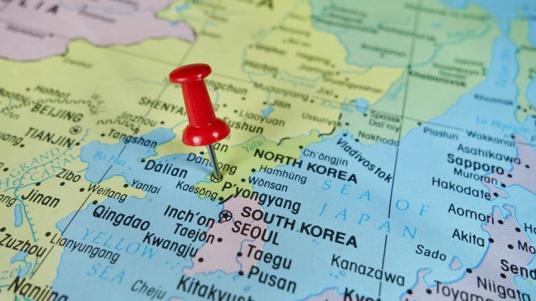 Пхенян не иска миризма на барут на Корейския полуостров