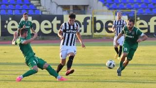 Ботев (Вр) - Локомотив (Пд) 1:4, Карагерен с втори гол довърши врачани