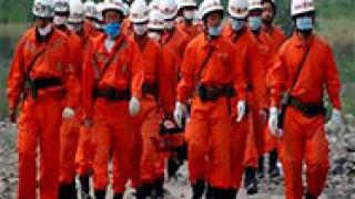 Пожар изпепели 50-етажен небостъргач в Китай