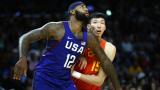 Звездите от НБА загряха срещу Китай