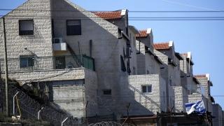 Нови 2300 сгради строи Израел на Западния бряг
