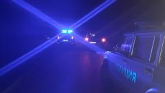 Катастрофа затвори пътя Монтана - Видин