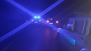 Катастрофа ограничи движението по пътя Ново Делчево - Петрич