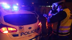 Бургаските полицаи хванаха 8 дрогирани шофьори за седмица