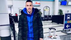 Станислав Иванов пристигна в Чикаго