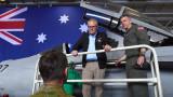 САЩ изграждат военни обекти за над 200 млн. долара в Австралия