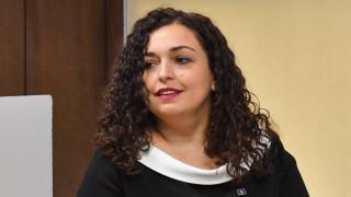 Парламентът на Косово избра Вьоса Османи за президент на страната