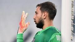 Милан преустанови преговорите си с Донарума