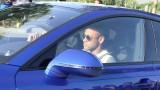 Неймар вече е в Барселона, посрещна го Луис Суарес