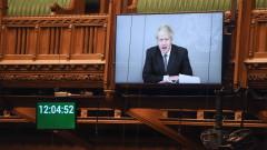 Джонсън обявява нови строги мерки във Великобритания днес