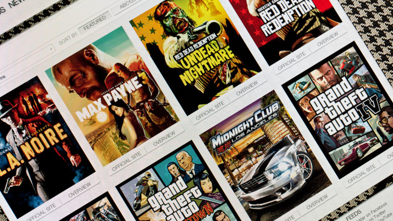 Компаниите, които заработват най-много от видео игри