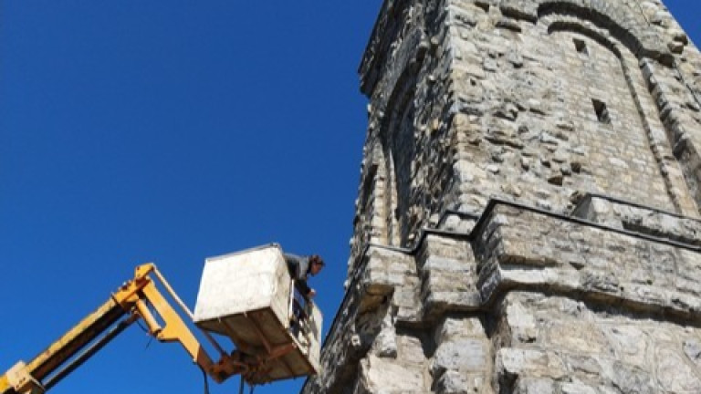 С 210 000 лв. реставрират Паметника на връх Шипка