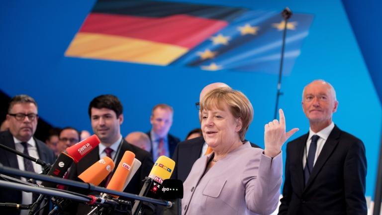 Повечето германци убедени, че управлението на Тръмп ще навреди