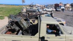 Силите на Хафтар бомбардираха Триполи