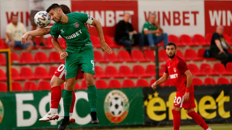 Ботев (Враца) вече е на осминафинал за Купата на България