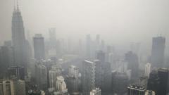 В Малайзия затвориха училищата заради смога, покрил страната